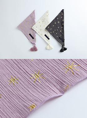 <font color=#edb200>* JKIDS 2017 F / W *</font> <br> Star tassel scarf