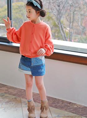 """<font color=#4bb999>* JKIDS 2017 S / S *</font> <br> Coley denim skirt <br> <font color=""""#9f9f9f"""">* The trendy denim skirt * <br> * Unique! Collectible Value 100% *</font>"""