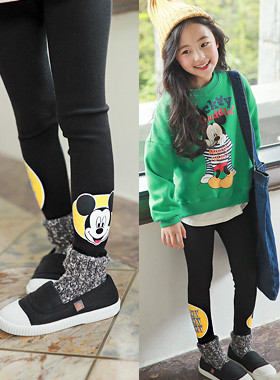 "<font color=#edb200>* JKIDS 2017 F ​​/ W *</font> <br> Circle Mickey Leggings <br> <font color=""#9f9f9f"">* Simple but stylish * <br> * Easy to use but comfortable! *</font>"