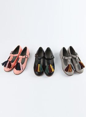 <font color=#edb200>* JKIDS 2017 *</font> <br> Bonita Flat Shoes
