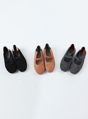 <font color=#edb200>* JKIDS 2017 *</font> <br> Easel flat shoes