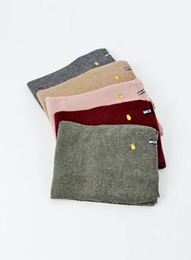 <font color=#edb200>* JKIDS 2017 *</font> <br> Fine Wool muffler