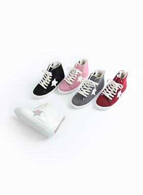 <font color=#edb200>* JKIDS 2017 *</font> <br> Gusper High Top Shoes