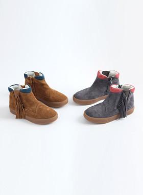 <font color=#edb200>* JKIDS 2017 *</font> <br> Sugar nappers Ankle boots