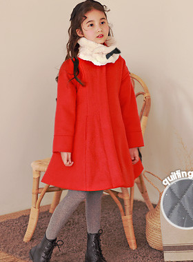 """<font color=#edb200>* JKIDS 2017 F / W *</font> <br> Eliza Per Warmer Court <br> <font color=""""#9f9f9f"""">* Mounting the moment of wearing beauty * <br> * Spark classic coat for women *</font>"""