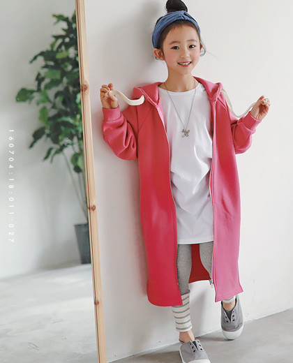 "Hitch Long Hood Business <br> <font color=""#9f9f9f"">*Oh! I have to buy this ♥ * <br> * All-around coordination Long hood business! *</font>"