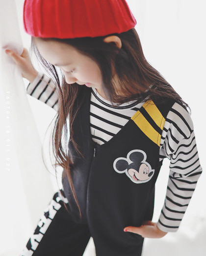 """Mickey Jump Suit <br> <font color=""""#9f9f9f"""">* From style to comfort ♥ * <br> * Jump Suits GET Hagazuah! *</font>"""