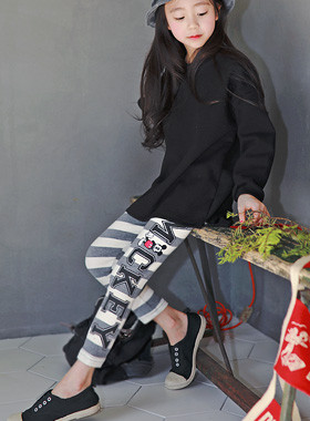 "Mickey Mouse leggings <br> <font color=""#9f9f9f"">* Mochimochi ♥ I'm comfortable * <br> * Cute Point Daily Leggings *</font>"