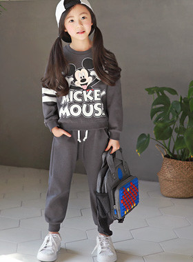 """Pikabu Miki set down SET <br> <font color=""""#9f9f9f"""">♡ Coordination Complete TrainingSET ♡ <br> I want to wear every day Comfort!</font>"""