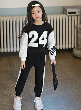 """Number 24 Up and Down SET <br> <font color=""""#9f9f9f"""">♡ Black and White ♡ <br> * Amazing combination! *</font>"""