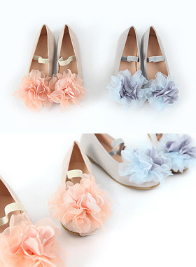 Cherry Blossom Ending Flat Shoes