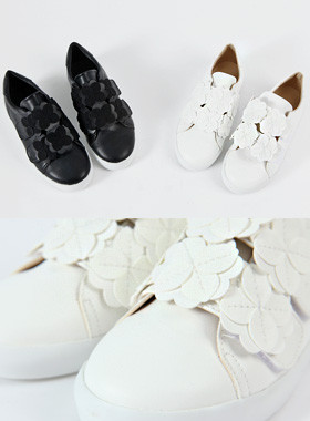 Petal Velcro Shoes
