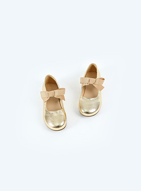 Goldie Ribbon Flat Shoes
