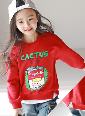 "Noodle cans <br> <font color=""#9f9f9f"">* ♡ Details with sense ♡ * <br> * Loose fit and comfortable! *</font>"