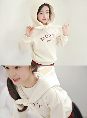 "Moist Hood One-to-One <br> <font color=""#9f9f9f"">♡ Layered charm 吹 っ ♡ <br> Hood type sporty!</font>"