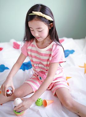 """Juggling dressing gown <br> <font color=""""#9f9f9f"""">♡ Popular pink pink ♡ <br> Always popular Stripe!</font>"""