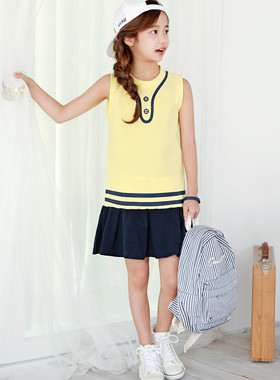 "Beluka One Piece <br> <font color=""#9f9f9f"">♡ Sporty atmosphere ♡ <br> Athletic skirt Freel!</font>"
