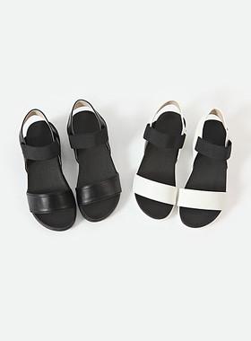 Dual Bending Sandals