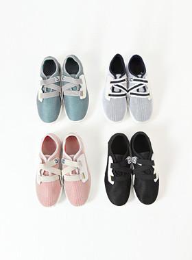 Zigzag sneakers