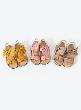 Blum ribbon sandals