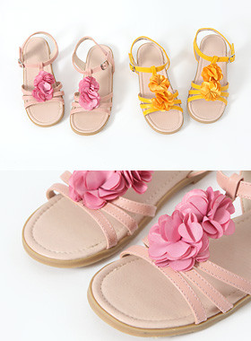 Summer Blooming Sandals