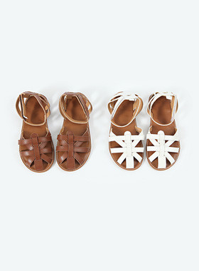 Ola leather sandals