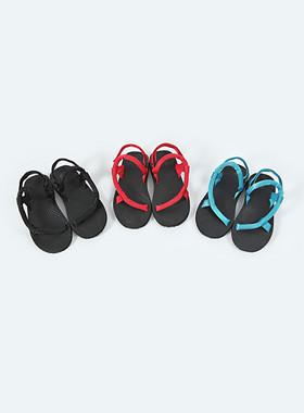 Rock-on rope sandals