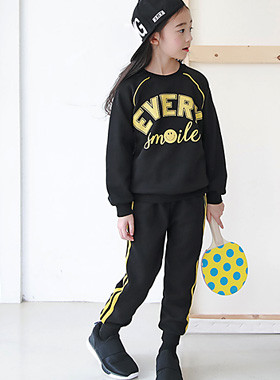 "Everly Smile Up and Down SET <br> <font color=""#9f9f9f"">˙ Training type software ˙ <br> Comfortable and trendy</font>"