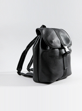 Ain Leather Backpack