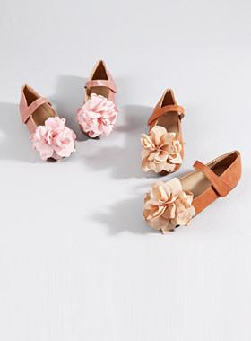 Romantic Flower Flat Shoes