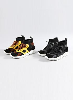 Zhen Hi Top Shoes