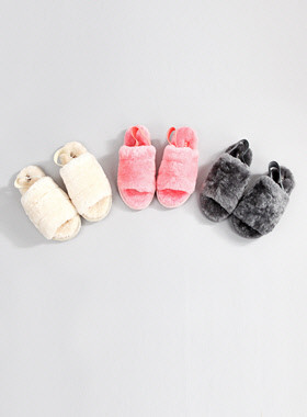 Real Fleece Slippers