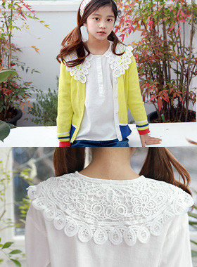 Pure Eyelet Blouse