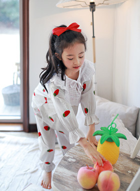 Berry Berry Pajama Up and Down SET