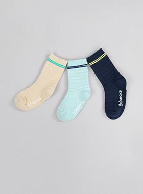 Rippling socks