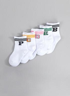 Alphabet Socks SET