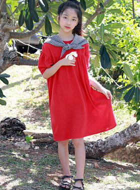 Bonn Shirring Dress (scarf SET)