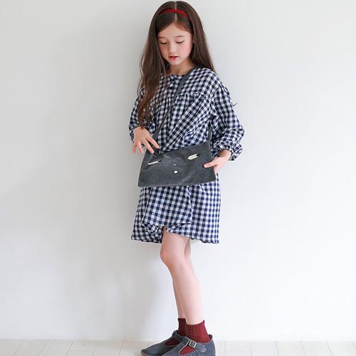 Jenny petit check dress