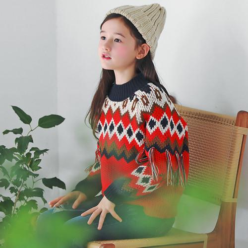 Perry Tassel Knit