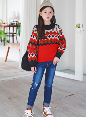 Perry Tassel Knit