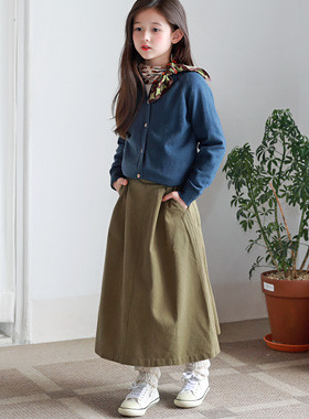 Tommy Long Skirt