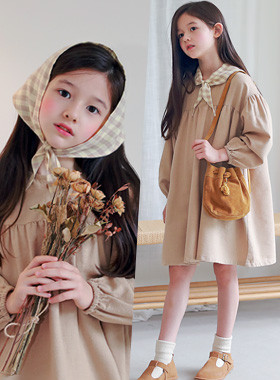 Sandy petit dress (scarf SET)
