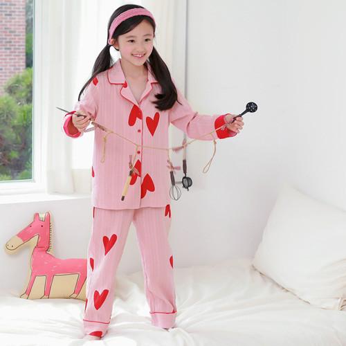 Lup Heart Pajama SET