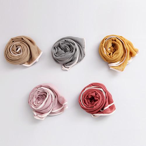 Salt plain scarf