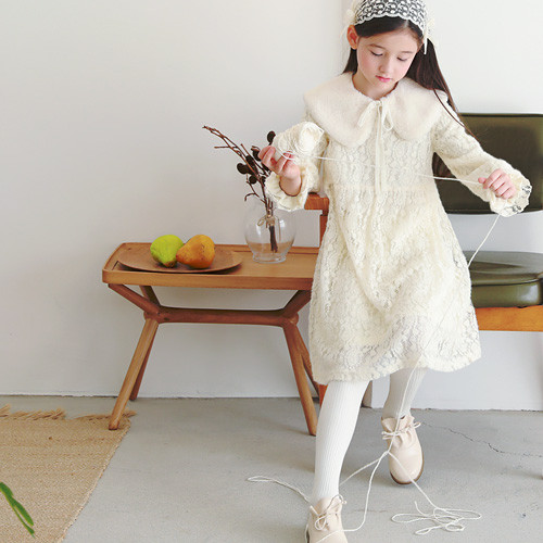 Innocent Lace Dress (Permalinker SET)